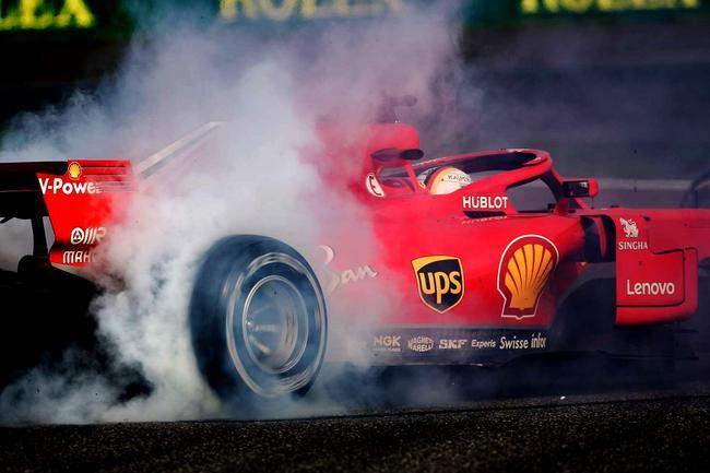 法拉利F1车队在中国大奖赛