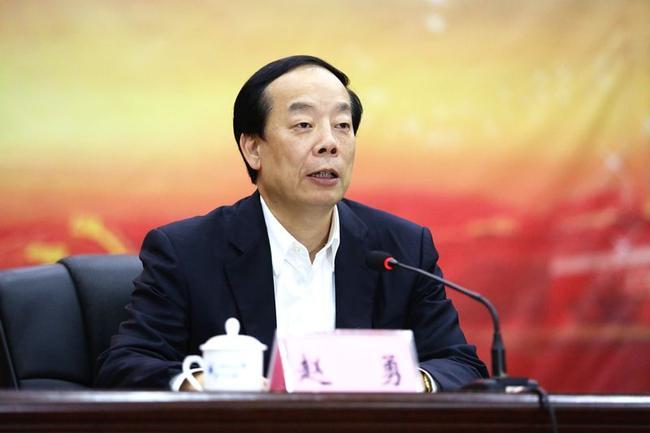 国家体育总局副局长赵勇(资料图)