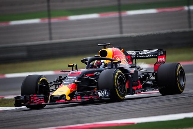 赛车频道 正文    2018年4月15日,2018国际汽联世界一级方程式锦标赛