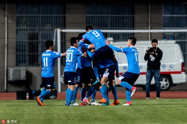 申花5年后又被乙级队淘汰 足协杯8强确保1乙级队