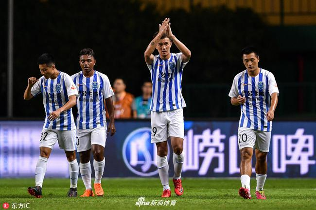 肖智:对阵建业全力以赴盼进球 珍惜每次国脚机会
