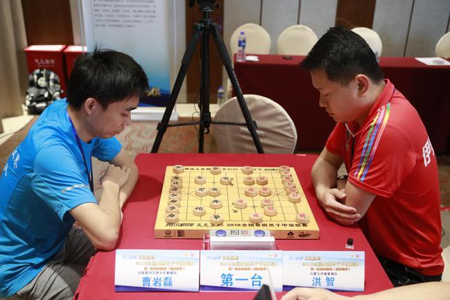 象甲第4轮广东攻下首胜 第一阶段四川上海领先