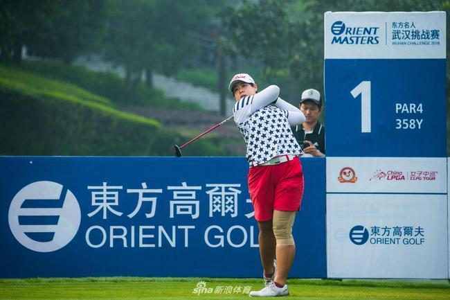 中国台北选手黄靖夺冠