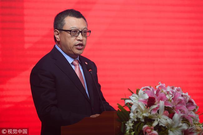 北京中国网球公开赛体育推广有限公司首席执行官段钢先生致辞