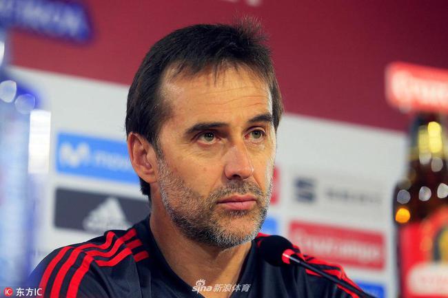西班牙成绩不好洛佩特吉就尴尬了