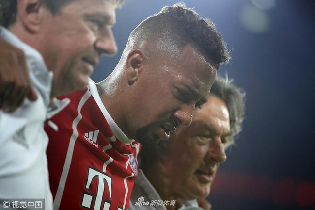 博阿滕的伤病影响了他在拜仁队的前景