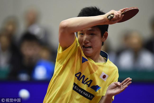 张本等年轻一代注释着日本体育的强势兴首