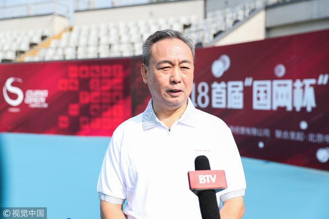 北京世奥森林公园开发经营有限公司 党委书记、董事长田巨清接受采访