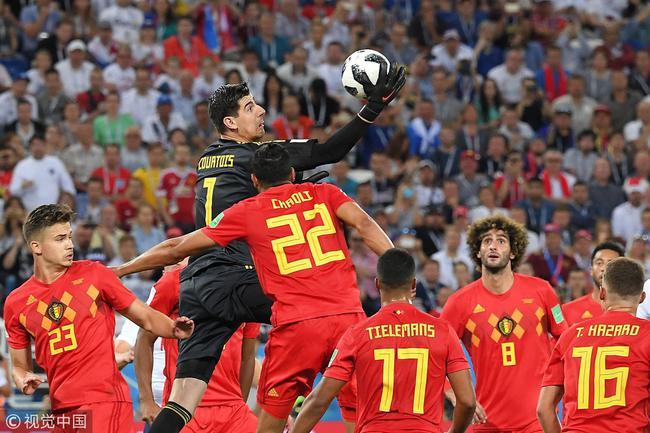 比利时1-0小胜英格兰