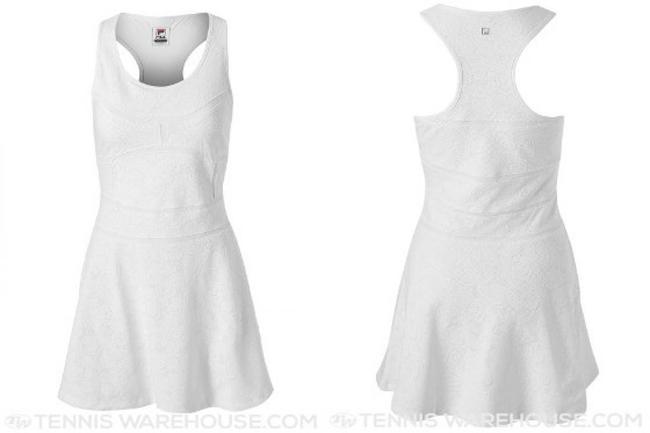 时尚:各家战袍各具特色 白色风暴席卷温布尔登