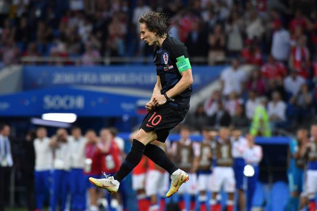 克罗地亚杀入半决赛