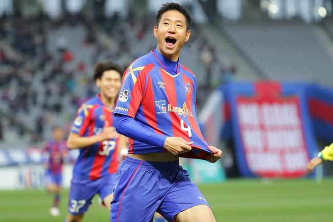 回到日本效力东京FC