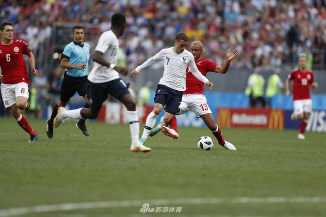 对阵丹麦,法国用一场0-0换来多名主力的休息