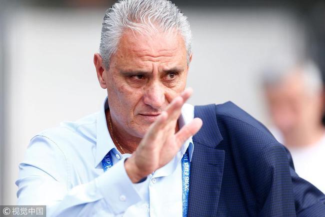 蒂特已收巴西足协续约合同 任期将连续至2022年