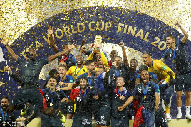 世界杯决赛复盘:法国夺冠全靠怂!能忍才是王道