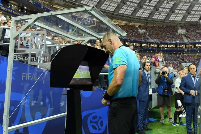 世界杯决赛最大争议在这!VAR裁判才是最大不公