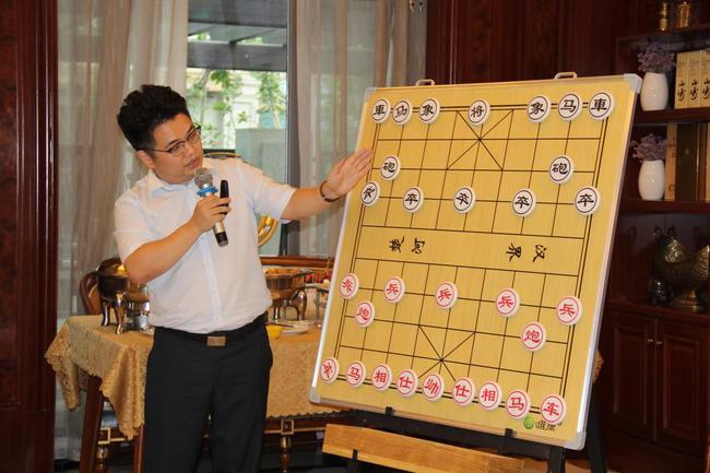 象棋世界冠军蒋川为大家讲解象棋的规则