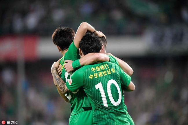 国安6-3战胜华夏