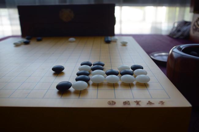 永子棋具令比赛格调不凡