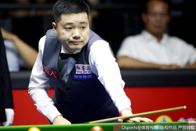 世界公开赛:中国军团全军覆没 丁俊晖成最大赢家
