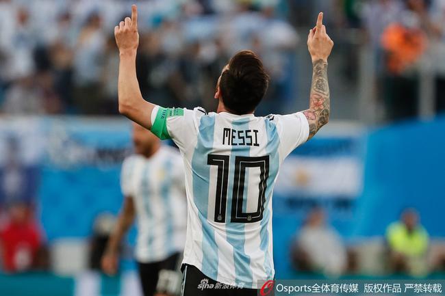 梅西今年不会再代表阿根廷出战