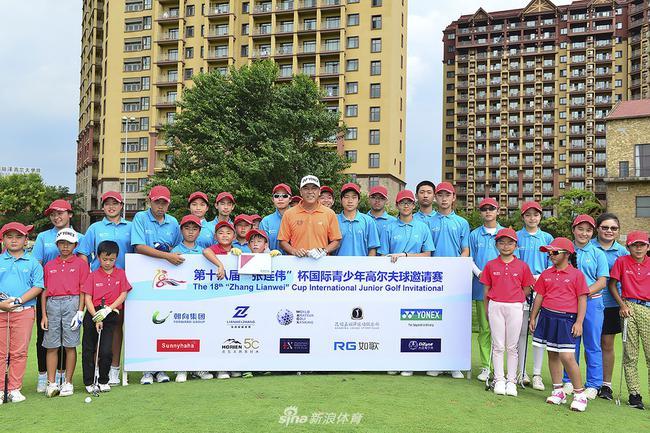 """53岁的张连伟:我现在是""""中国高尔夫的服务员"""""""