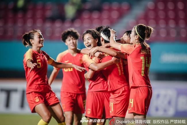 直播亚运会女足决赛 中国VS日本争金牌