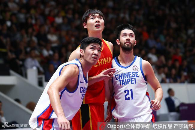 中国台北队在亚运会比赛中身高是劣势