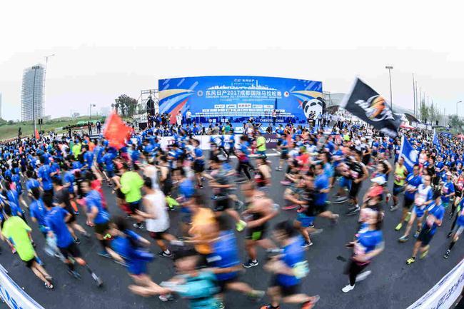 成都马拉松新增防替跑系统 打造纯粹竞赛环境