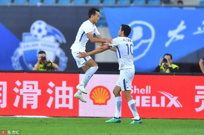 刘若钒:细节没做好导致丢球 攻入中超首球如愿以偿