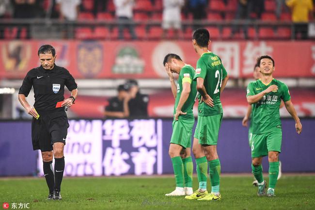 京媒:国安屡次让球迷看不懂 踢球要先有个态度