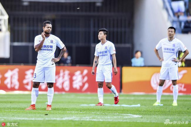 沪媒:申花保级警报拉响 外援状态下滑带不动球队