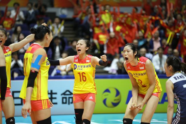 """奥运资格赛中国女排分组不利 提防土耳其""""打疯"""""""
