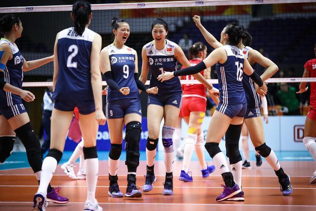 中国女排将迎来小组赛最强对手