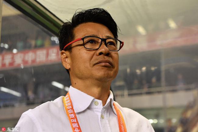 吴金贵:登巴巴留守上海 年轻队员一如既往打主力