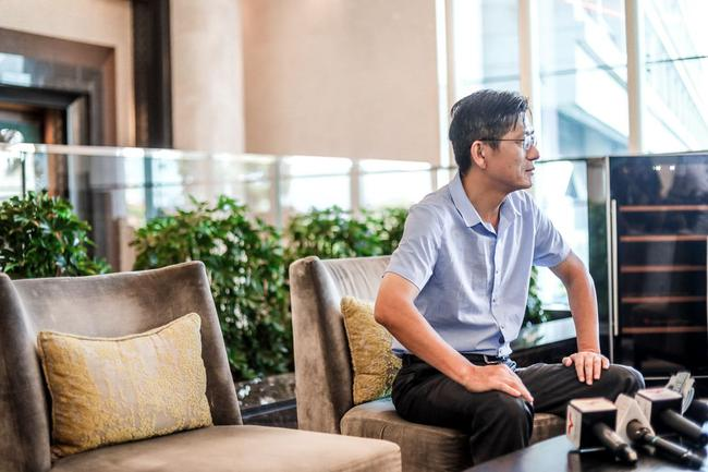 中国汽车摩托车运动联合会主席詹郭军