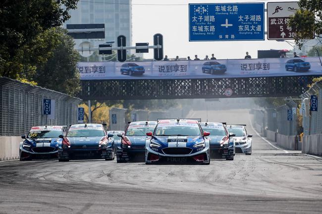 CTCC中国房车锦标赛冲刺赛