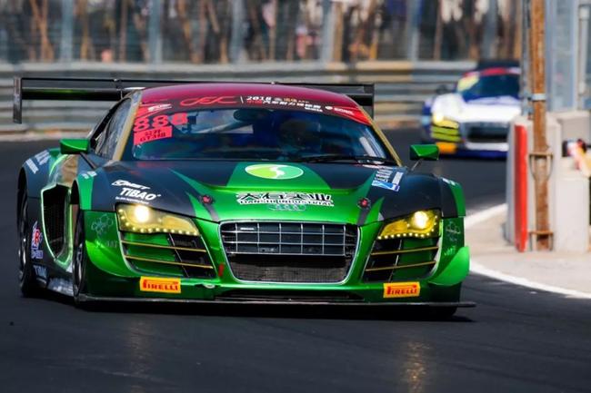 CEC中国汽车耐力锦标赛于武汉完善了第二分站排位赛争取