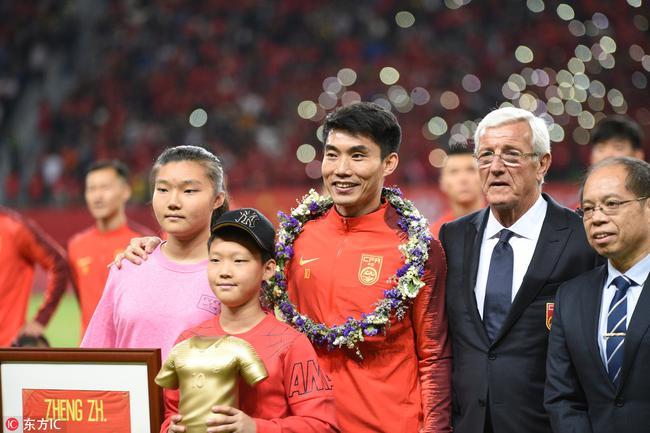 郑智迎国家队百场纪念 一起听听国足队长的心里话