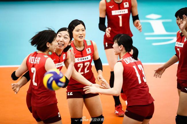 日本女排主帅豪言要赢意大利 日媒:已没有退路