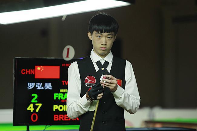 斯诺克新星遭对手拒绝握手 微博声讨:看不起中国?