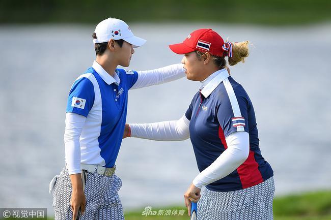 别克LPGA锦标赛世界前3聚齐 中国大赛冠军均亮相
