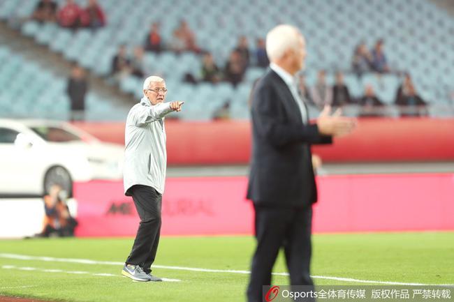 津媒:救赎之战里皮缓解下课压力 安心备战亚洲杯