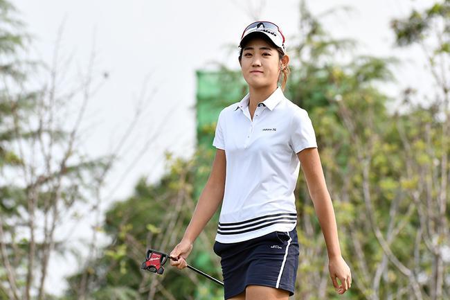 别克LPGA锦标赛刘文博最后时刻爆发 68杆精彩开局