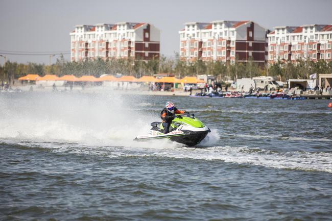 2018中国·山东北海摩托艇公开赛圆满落幕