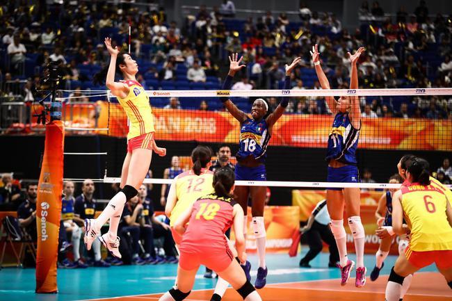 16:10直播世锦赛季军战 中国女排再战荷兰争铜牌