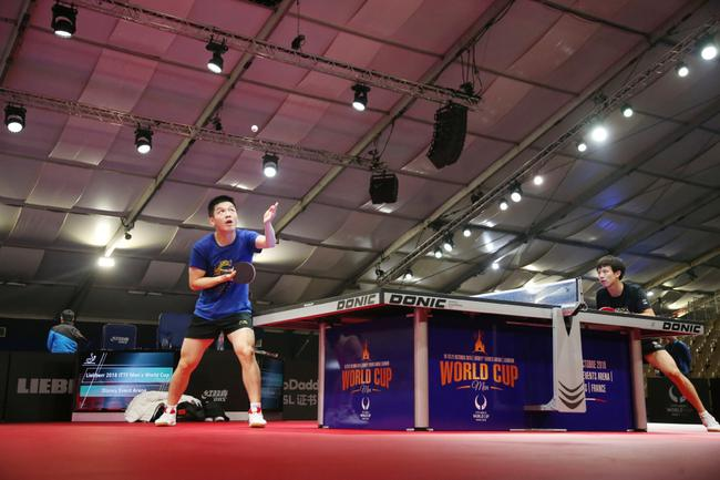 男乒世界杯老萨战斗力依旧 国乒两将或半决赛火拼