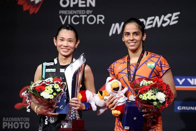 丹麦赛戴资颖夺赛季第8冠 积分破十万女单第2人