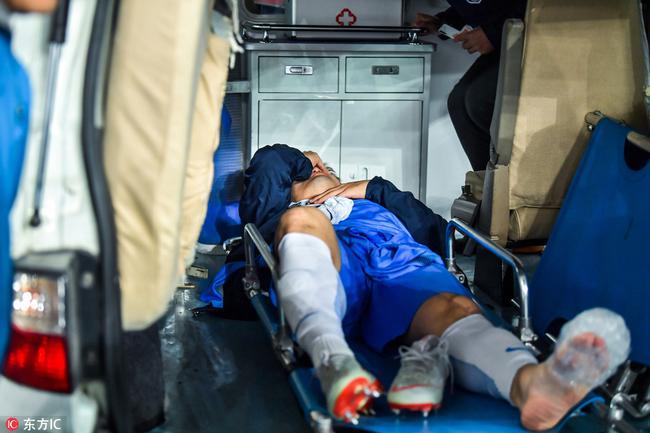 赵宏略初步诊断脚趾骨折 赛季报销泰达边卫吃紧