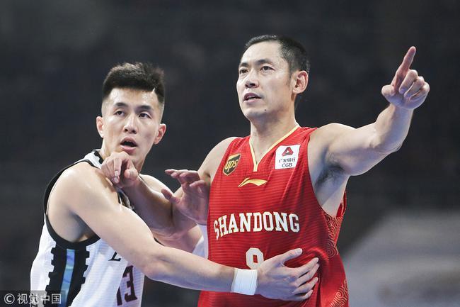 张庆鹏:总冠军戒指浓缩了几代辽篮人的付出与进步
